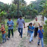 Evangelismo en el Ocote